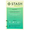 Stash Tea, Herbal Tea, Organic Moringa Mint, Caffeine-Free, 18 Tea Bags, 0.8 oz (23 g)