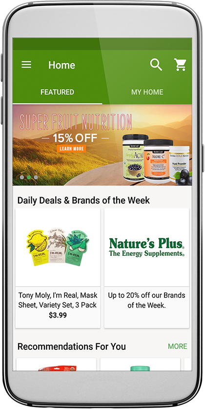 iHerb Android App
