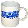 St. Dalfour, Ceramic, Tea Mug (Discontinued Item)