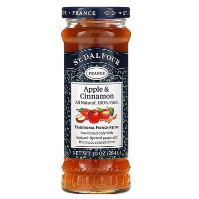 St. Dalfour Apple & Cinnamon, Deluxe Apple & Cinnamon Spread, 10 oz (284 g)