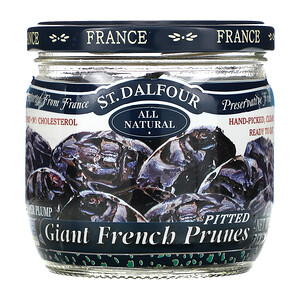 Ст Далфур, Giant French Prunes, Pitted, 7 oz (200 g) отзывы