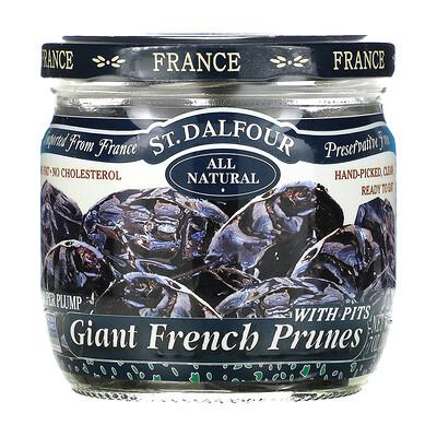 Купить St. Dalfour гигантский французский чернослив, без косточек, 200г (7унций)