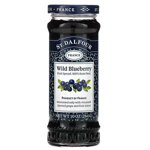 Ст Далфур, Wild Blueberry, Deluxe Wild Blueberry Spread, 10 oz (284 g) отзывы покупателей
