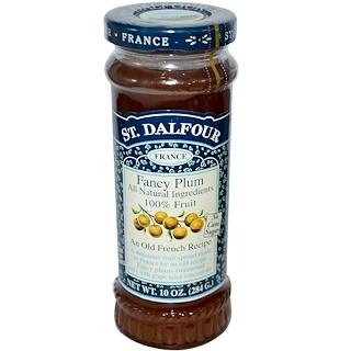 St. Dalfour, Необычный сливовый джем, 10 унций (284 г)