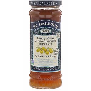 Ст Далфур, Fancy Plum, Fruit Spread, 10 oz (284 g) отзывы покупателей