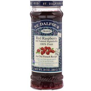 St. Dalfour, Red Raspberry, Fruit Spread, 10 oz (284 g)