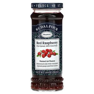 Ст Далфур, Deluxe Red Raspberry Spread, 10 oz (284 g) отзывы покупателей
