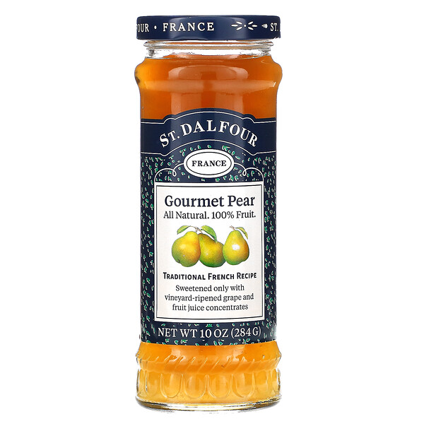 Deluxe Gourmet Pear Spread, 10 oz (284 g)