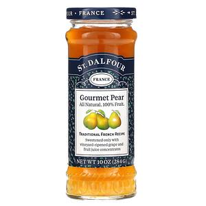 Ст Далфур, Gourmet Pear, 100% Fruit Spread, 10 oz (284 g) отзывы покупателей