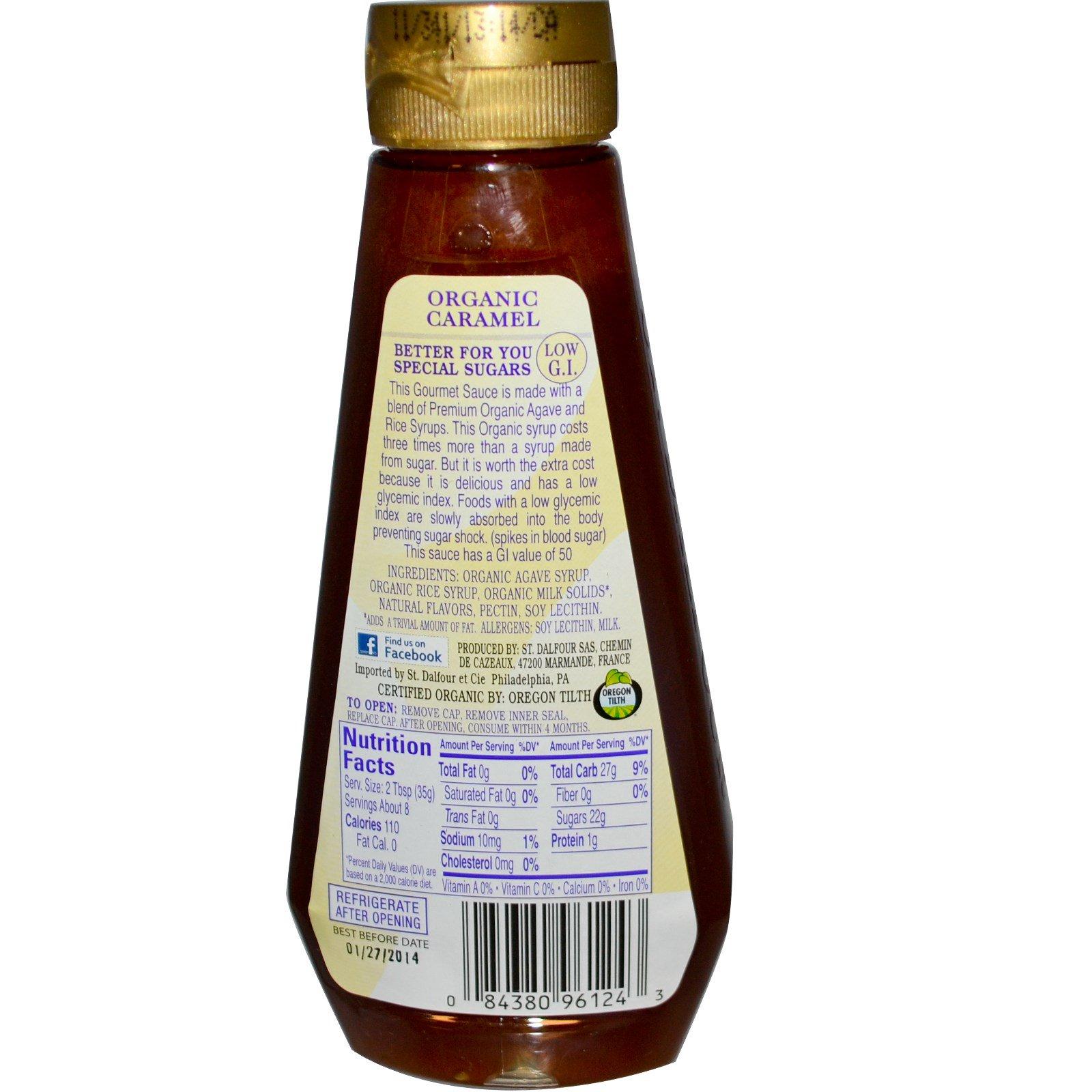 Caramel sauce brands