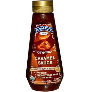 Ст Далфур, Organic Caramel Sauce, 10.6 oz (300 g) отзывы