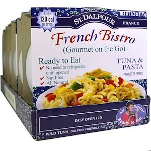 Ст Далфур, French Bistro, Gourmet on the Go, Tuna & Pasta, 6 Pack, 6.2 oz (175 g) Each отзывы покупателей