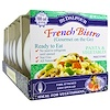 St. Dalfour, French Bistro (Gourmet on the Go), Pasta & Vegetables, 6 Pack, 6.2 oz (175 g) Each