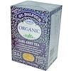 St. Dalfour, شاي إيرل غراي العضوي، 25 كيس شاي، 1.75 أوقية (50 جم)