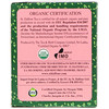 St. Dalfour, Organic, Green Tea, Strawberry Rose, 25 Envelopes, 1.75 oz (50 g)