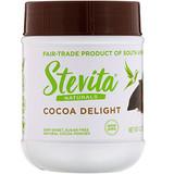 Отзывы о Stevita, Naturals, Cocoa Delight, 4.2 oz (120 g)
