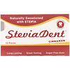 Stevita, SteviaDent, Sugar-Free Gum, Cinnamon, 12 Pieces