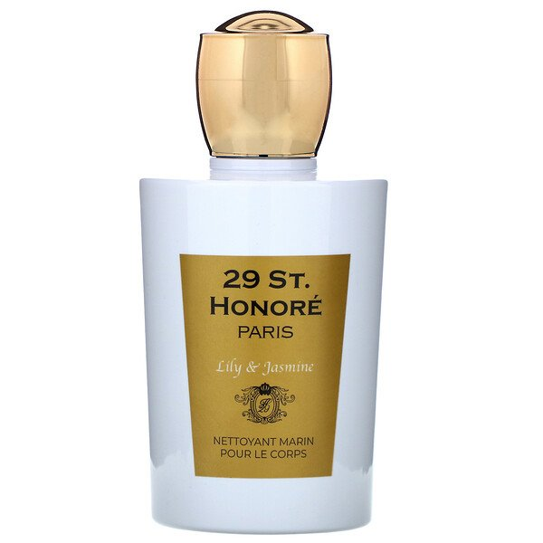 29 St. Honore, 1779 Nettoyant De Marin, Lily & Jasmine, 10.58 oz (300 g) (Discontinued Item)