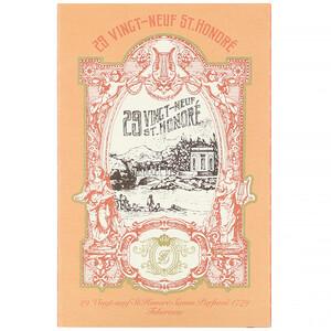29 St. Honore, Savon Parfume 1779, Tubereuse, 4.76 oz (135 g) отзывы