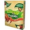 Stretch Island, Fruitabu, Apple Rolls, 6 Rolls, 0.7 oz (21 g) Each  (Discontinued Item)