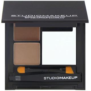 Studio Makeup, أدوات مكملة للحواجب، خفيفة إلى متوسطة 1.7 غرام (0.05 أونصة)