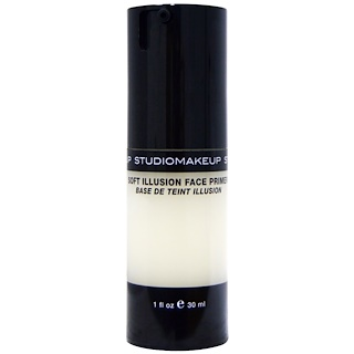 Studio Makeup, Soft Illusion Face Primer, 1 fl oz (30 ml)