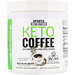 Keto Series, Keto Coffee, French Vanilla Bliss,  8.5 oz (240 g) - изображение