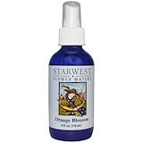 Отзывы о Starwest Botanicals, Цветочная апельсиновая вода, 118 мл