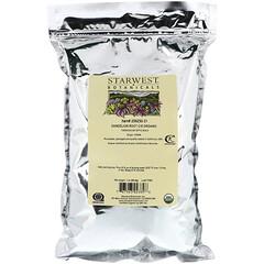 Starwest Botanicals, 有機,蒲公英根 C/S,1 磅(453.6 克)