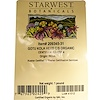 Starwest Botanicals, Organic Gotu Kola Herb C/S, 1 lb (Discontinued Item)