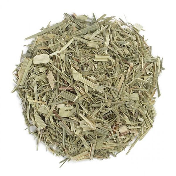 Hierba de Limón Orgánica C/S, 1 lb (453.6 g)