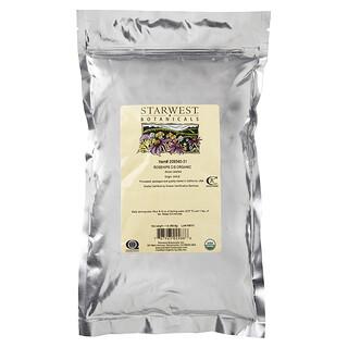 Starwest Botanicals, Rosehips C/S Organic, 1 lb (453.6 g)