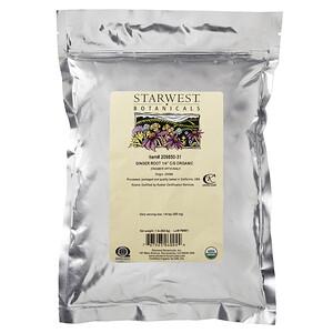 Старвест Ботаникалс, Ginger Root 1/4″ C/S, Organic, 1 lb (453.6 g) отзывы покупателей