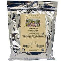 Starwest Botanicals, 有機亞麻籽,1磅(453.6克)