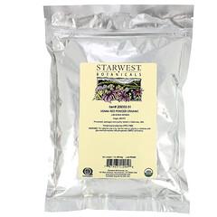 Starwest Botanicals,  有機散沫花粉,1 磅(453.6 克)