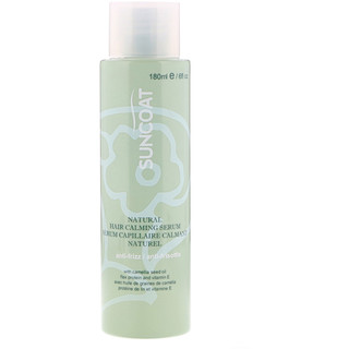 Suncoat, Natural Hair Calming Serum, 6 fl oz (180 ml)