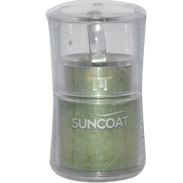 Suncoat, Mineral Eye Shadow, Olive Green, 0.3 fl oz (9 ml) (Discontinued Item)