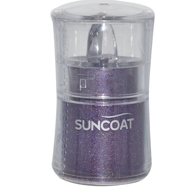 Suncoat, Mineral Eye Shadow Powder, African Violet, 0.3 fl oz (9 ml) (Discontinued Item)