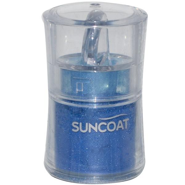 Suncoat, Mineral Eye Shadow Powder, Navy Blue, 0.3 fl oz (9 ml) (Discontinued Item)