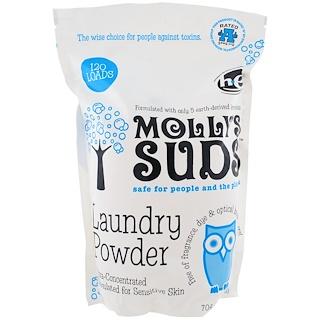 Molly's Suds, Laundry Powder, 120 Loads, 70.4 oz (1.99 kgs)