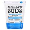 Molly's Suds, 洗衣粉,超浓缩,薄荷味,47 盎司(1.33 千克)