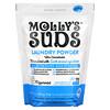 Molly's Suds, Poudre à lessive ultra-concentrée, menthe poivrée, 1,33 kg (47 oz)