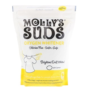 Molly's Suds, Oxygen Whitener, 41.09 oz (1.15 kg)