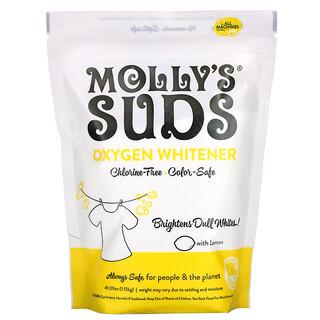 Molly's Suds, кислородный отбеливатель с лимоном, 1,15кг (41,09унции)