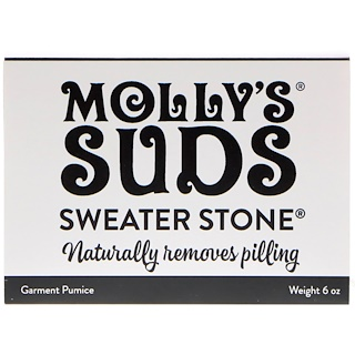 Molly's Suds, Sweater Stone, 6 oz