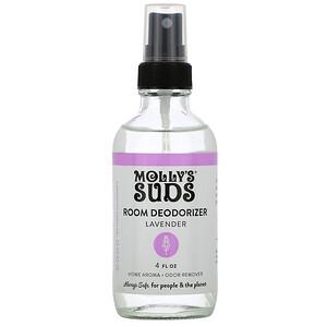 Моллис Садс, Room Deodorizer, Lavender, 4 fl oz отзывы