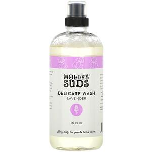 Molly's Suds, Delicate Wash, Lavender, 16 fl oz
