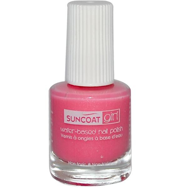 Suncoat Girl, Лак для ногтей на основе воды, волшебный блеск 0.27 унции (8 мл)