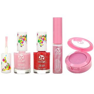 SuncoatGirl, Pretty Me Play Make-Up Kit, Angel, 4 Piece Set
