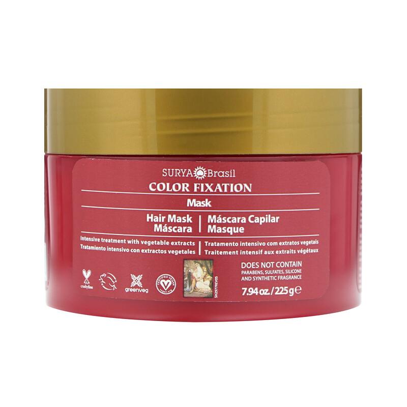 Color Fixation - Restorative Hair Mask, 7.6 fl oz (225 g)